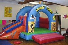 toddlers bouncy castle